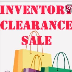 Closet Clear Out-lots of items under $10!!